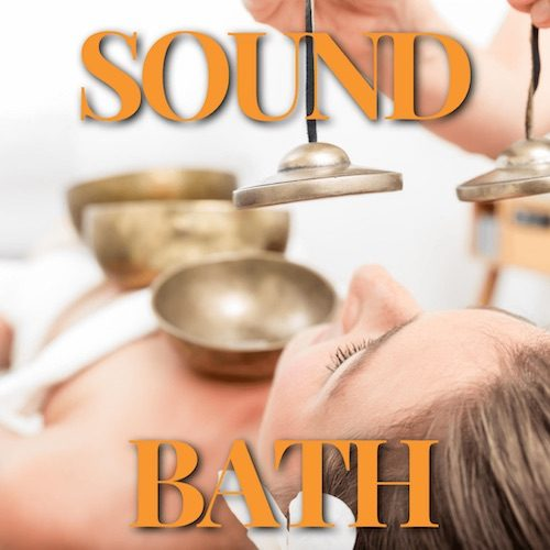 Sound Healing with Mark
